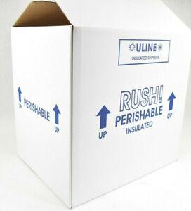 "Insulated Foam Shipping Kit - 18 1⁄2 x 13 3⁄4 x 19"" U-LINE S-15182 1 BOX"