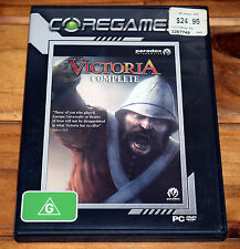 Victoria Complete PC Game An Empire Under The Sun + Revolutions