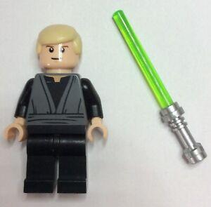 Lego Star Wars Minifigures Luke Skywalker from Return of the Jedi