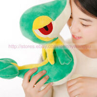 12'' 30cm Pokemon plush toy Snivy Pokemon Action Figure Stuffed Animals doll