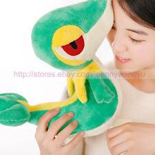 12'' 30cm Pokemon plush toy Snivy Pokemon Action Figure Stuffed Animals doll