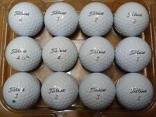 12 Grade A Titleist Pro V1x golf balls Superb quality