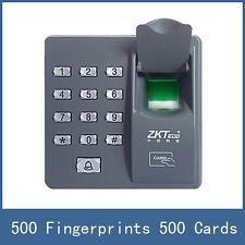 Digital Electric RFID Reader Finger Scanner Code System Biometric Fingerprint Ac