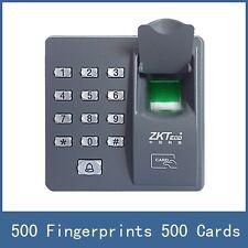 Digital Electric RFID Reader Finger Scanner Code System Biometric Fingerprint Ac