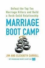 Marriage Boot Camp: Defeat the Top 10 Marriage Killers and Buil... Free Shipping