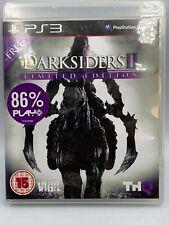 Darksiders 2 PS3 Video Juego En Excelente Estado *