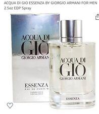 Giorgio Armani Acqua Di Gio Essenza 75ml / 2.5oz Men's Edp