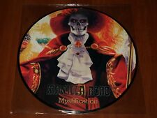 MANILLA ROAD MYSTIFICATION LP *LTD* PICTURE DISC VINYL 2002 IRON GLORY PRESS New