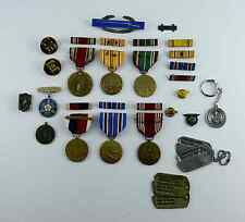 COLLECTION OF WWII MEDALS U.S. IMPERIAL JAPANESE