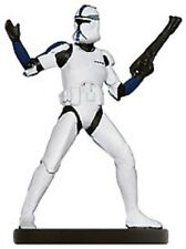 Star Wars Miniatures Cw-Elite Clone Trooper Commander