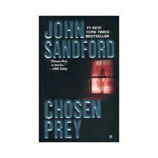 Prey: Chosen Prey 12 by John Sandford (2002, Hard Cover)