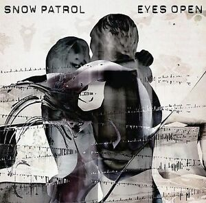 Eyes Open by Snow Patrol (Music CD, May-2006, A&M (USA))  - Like New