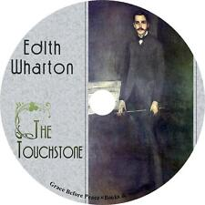 The Touchstone, Edith Wharton Betrayal, Marriage, Fortune Audiobook 3 Audio CDs