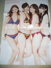 AKB48 [Special Swimwear] POSTER JAPAN LIMITED! KAWAII!!
