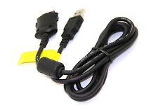 Genuine OEM USB Charger+Data SYNC Cable Cord Lead For Samsung CAMERA L73 i85 i70