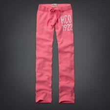 Hollister Ladies Skinny Sweatpants Sequin Joggers Pink Navy Blue XS S M L BNWT