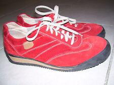 Damen Schuhe Sneaker  Gr.37/4 von Gabor  Jollys  Wildleder rot