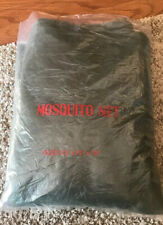 Insect Mosquito Net 'Bar' Insect Barrier Field OD Green Mildew Resistant