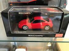 1/43 Minichamps 2004 Alfa Romeo GTV - Red - 1 of 3504