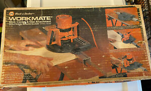 Black and Decker Routermate Router & Shape Guide for Workmate B&D 79-013 Type 6