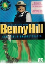 Benny Hill Complete and Unadulterated - The Hill's Angels Years, Set Four  DVD 1