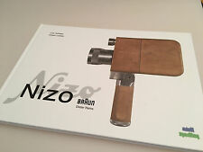 NIZO New Picture Book about the History of a Famous Brand