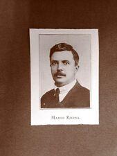 Mario Borsa Giornalista Somaglia 23 marzo 1870 – Milano, 6 ottobre 1952
