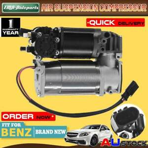 Air Suspension Compressor for Mercedes-Benz W212 W218 CLS-Class E-Class 2010-15