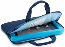 "NuPro Zippered Sleeve for Fire Kids Edition Tablets, Navy Blue, Fits 7"" or 8"""