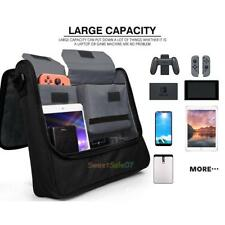 Travel Messenger Carry Storage Bag for Nintendo Switch Console and Accessories