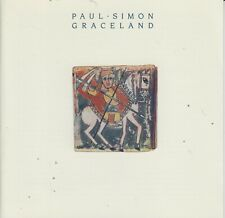 Paul Simon CD Graceland incl: You Can Call Me Al 4 bonus tracks 2004