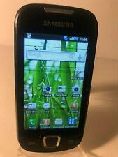 Samsung Galaxy 3 Apollo GT-I5800 Black (Unlocked) Smartphone Mobile -with defect
