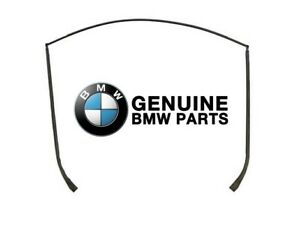 Genuine NEW Front Upper Windshield Moulding Seal For BMW E63 E64 645Ci 650i M6