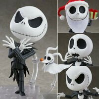Nendoroid Nightmare Before Christmas Jack Skellington Action Figure 10cm NoBox