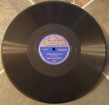 "78 By Sweet Violet Boys, ""Sweet Violets No. 3"" on Vocal"