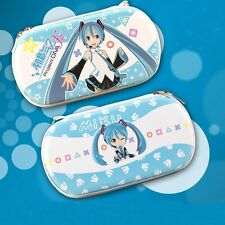 Anime Vocaloid Hatsune Miku Storage Cover Bag Pouch For PS Vita PSV 1000/2000