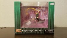 New Fighting Cammy Capcom Girls Collection Yamato Original Color