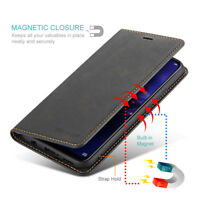 For Huawei P30 Pro/Lite P20 Lite Leather Magnetic Flip Stand Wallet Case Cover