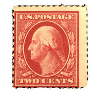 1910 US Stamp # 375 Mint OG NH Washington