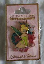 Disney Paris Pin Tinker Bell Secret Garden Disneyland Paris Collection NIP 2019
