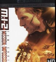MISSION: IMPOSSIBLE 2 (4K UHD/BD COMBO/D