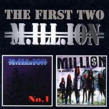 M. Ill. Ion - The First Two Million (No. 1 & We, Ourselves & Us) CD #91737