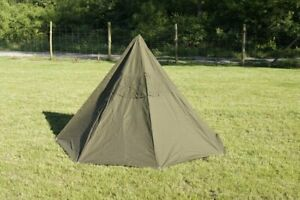 Two new original Polish poncho lavvu Size 1 - this is a teepee tent