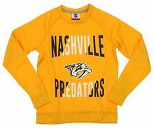 Outerstuff NHL Youth/Kids Nashville Predators Performance Fleece Sweatshirt