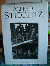 ALFRED STIEGLITZ; Book of 80 Photographs by Eva Weber
