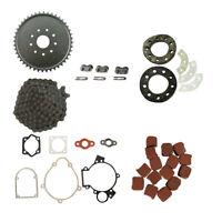 44 Teeth Sprocket & 415 Chain Fits 66cc 80cc Engine Motorized Bicycle Bike