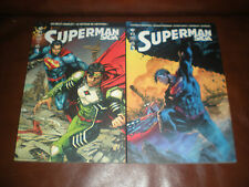 SUPERMAN SAGA - LOT 2 TOMES : N°2 FEVRIER 2014 + HS N°1 AOUT 2014 - DC COMICS