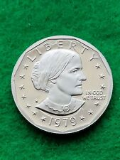 1979-Susan B.Anthony dollar -proof- Uncirculated **