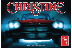 AMT 1/25 Christine 1958 Plymouth Belvedere- Red