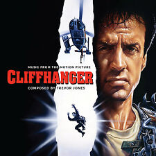 CLIFFHANGER Trevor Jones LA-LA LAND 2-CD Soundtrack Score LTD EDITION/2000 NEW!